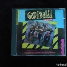 CDs de Música: GARIBALDI MEX MIX - CD COMO NUEVO. Lote 179520367