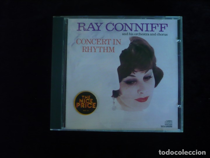 RAY CONNIFF HIS OSCHESTRA - CONCERT IN RHYTHM - CD COMO NUEVO (Música - CD's Otros Estilos)