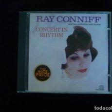 CDs de Música: RAY CONNIFF HIS OSCHESTRA - CONCERT IN RHYTHM - CD COMO NUEVO. Lote 179520566