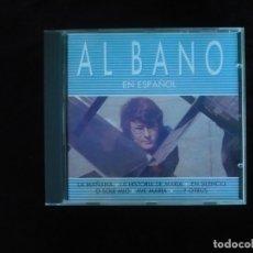 CDs de Música: ALBANO EN ESPAÑOL - CD COMO NUEVO. Lote 179520867