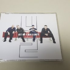 CD de Música: JJ10- U2 GET ON YOUR BOOTS CD SINGLE DISCO NUEVO NUNCA USADO. Lote 179522097