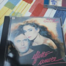 CDs de Música: AL BANO & ROMINA POWER / CD / EFFETTO AMORE / 1984 FIRST EDITION. Lote 179523973
