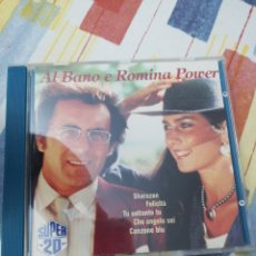 CDs de Música: AL BANO E ROMINA POWER / CD / SUPER 20. Lote 179524096