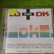 CDs de Música: (CD939) LO MÁS OK SEGUNDAMANO. Lote 179529288
