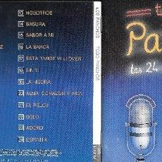CDs de Música: LOS PANCHOS - TODO PANCHOS LAS 24 GRANDES CANCIONES. Lote 179547905