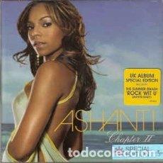 CDs de Música: ASHANTI - CHAPTER II (CD, ALBUM, S/EDITION) LABEL:MURDER INC RECORDS CAT#: 9808434 . Lote 179550951