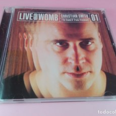 CDs de Música: CD-CHRISTIAN SMITH-LIVE@WOMB-THESOUND 01TRONIC TREATMENT-23 TEMAS-2003-PERFECTO. Lote 179555951