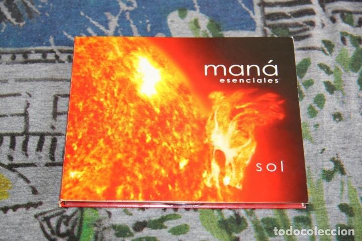 MANÁ - ESENCIALES SOL - CANCIONES PARA BAILAR 1991-2003 - REMASTERIZADO - WEA - 2564-61044-2 - CD (Música - CD's Latina)