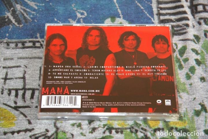 CDs de Música: Maná - Amar Es Combatir - Warner Music - 2564636612 - CD - Foto 2 - 49049367