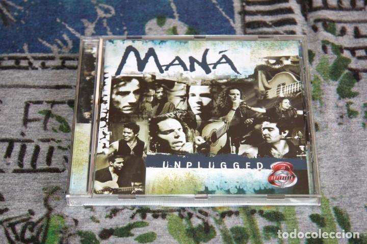 MANÁ - UNPLUGGED - WEA - 3984-278642 3 - CD (Música - CD's Latina)