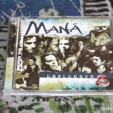 CDs de Música: MANÁ - MTV UNPLUGGED - 3984-278642 3 - WEA - CD. Lote 49049390