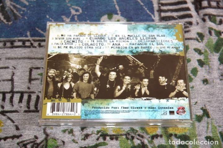 CDs de Música: Maná - Unplugged - WEA - 3984-278642 3 - CD - Foto 2 - 49049390