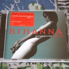 CDs de Música: RIHANNA - GOOD GIRL GONE BAD: RELOADED - SRP RECORDS - 602517721425 - CD. Lote 54782946