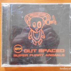 CDs de Música: CD SUPER FURRY ANIMALS - OUT SPACED - LEER DESCRIPCION (9C). Lote 179749011