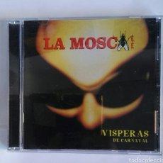 CDs de Música: LA MOSCA VISPERA DE CARNAVAL CD. Lote 179946038
