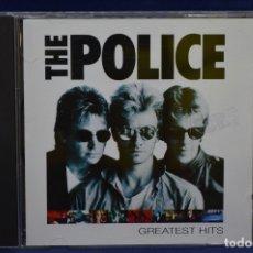 CDs de Música: THE POLICE - GREATEST HITS - CD. Lote 179947910
