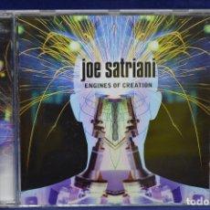 CDs de Música: JOE SATRIANI - ENGINES OF CREATION - CD. Lote 179948953