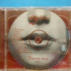 CDs de Música: CD. SHAKIRA. FIJACIÓN ORAL VOL 1. 2 CDS. EPIC. Lote 179949271