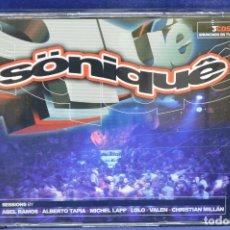 CDs de Música: SÖNIQUÊ - SÖNIQUÊ - 3 CD. Lote 179951036
