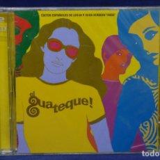 CDs de Música: VARIOUS - EL GUATEQUE! - 2 CD. Lote 179951623