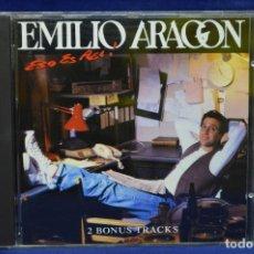 CDs de Música: EMILIO ARAGÓN - ESO ES ASÍ! - CD. Lote 179951743