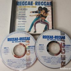 CDs de Música: REGGAE ES MUCHO MÁS. JIMMY CLIFF. EDDY GRANT. RITA MARLEY. BOB MARLEY. DESMOND DEKKER. PETER TOSH... Lote 179955237