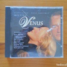 CDs de Música: CD MEETING VENUS - MUSIC FROM THE ORIGINAL SOUNDTRACK (9I). Lote 179955953