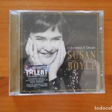 CDs de Música: CD SUSAN BOYLE - I DREAMED A DREAM (9I). Lote 179957716