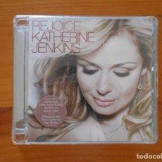 CDs de Música: CD KATHERINE JENKINS - REJOICE (9I). Lote 179957903