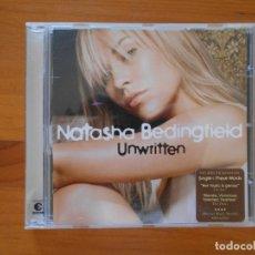 CDs de Música: CD NATASHA BEDINGFIELD - UNWRITTEN (9I). Lote 179958011