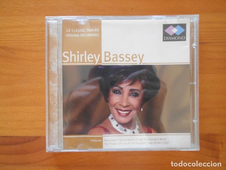 CD SHIRLEY BASSEY (9J) (Música - CD's Jazz, Blues, Soul y Gospel)