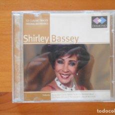 CDs de Música: CD SHIRLEY BASSEY (9J). Lote 179958315