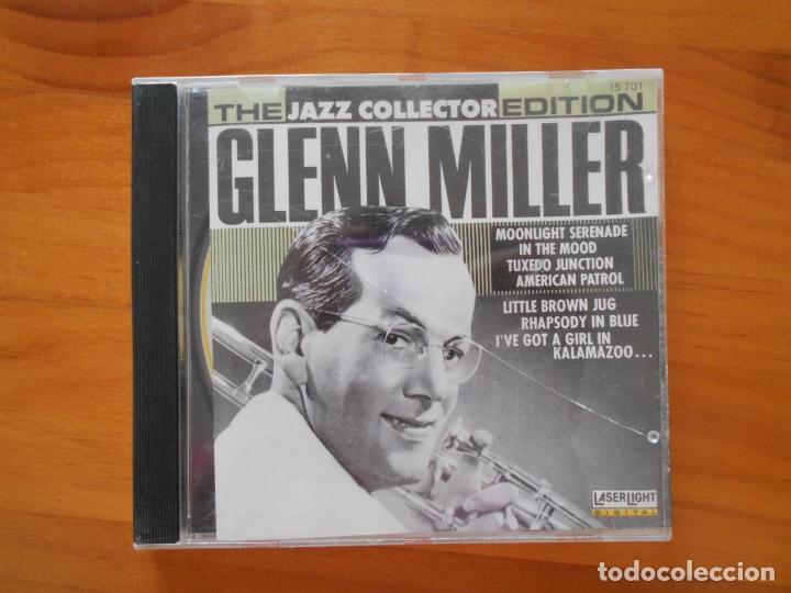 CD GLENN MILLER - THE JAZZ COLLECTION EDITION - LEER DESCRIPCION (9J) (Música - CD's Jazz, Blues, Soul y Gospel)