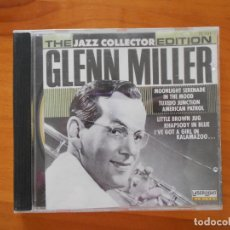CDs de Música: CD GLENN MILLER - THE JAZZ COLLECTION EDITION - LEER DESCRIPCION (9J). Lote 179958968