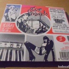 CDs de Música: RAR CD. TOP MODELS. BEAUTIFUL SEÑORITAS. DIGIPACK. SEALED. MIMT. Lote 180020516