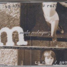 CDs de Música: MALA RODRÍGUEZ CD MAXI LA NIÑA / AMOR Y RESPETO 2003 6 TRACKS PRECINTADO. Lote 180022362