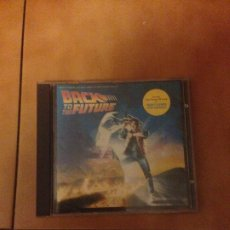 CDs de Música: BANDA SONORA ORIGINAL BACK TO THE FUTURE BSO REGRESO AL FUTURO MICHAEL J. FOX . Lote 180040533