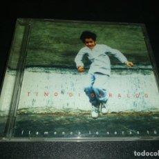 CDs de Música: TINO DI GERALDO, FLAMENCO LO SERAS TU. Lote 180042458