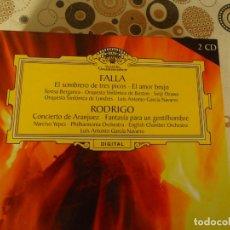CDs de Música: GRAN SELECCION DE MUSICA CLASICA. Lote 180050787