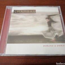CDs de Música: CHAMBAO POKITO A POKO SONY 2005. Lote 180077775