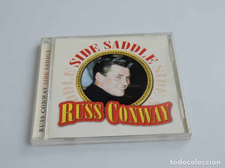 CDs de Música: RUSS CONWAY SIDE SADDLE CD - Foto 1 - 180078003