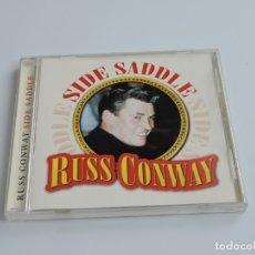 CDs de Música: RUSS CONWAY SIDE SADDLE CD. Lote 180078003