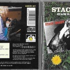 CDs de Música: STACK WADDY: STACK WADDY + BUGGER OFF. SENSACIONAL HARD ROCK U.K. CON TOQUE PROGRESIVO. Lote 180078648