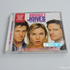 CDs de Música: BRIDGET JONES - THE EDGE OF REASON CD . Lote 180079686
