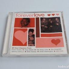 CDs de Música: FOREVERLOVE CD. Lote 180085623