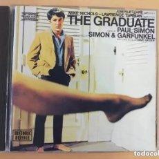 CDs de Música: SIMON AND GARFUNKEL - THE GRADUATE (CD). Lote 180086758