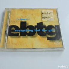 CDs de Música: THE BEST OF EBTG. EVERYTHING BUT THE GIRL CD. Lote 180086783
