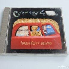 CDs de Música: CROWDED HOUSE - TOGETHER ALONE CD. Lote 180086986