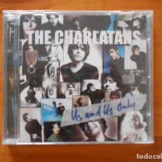 CDs de Música: CD THE CHARLATANS - US AND US ONLY (9J). Lote 180088733