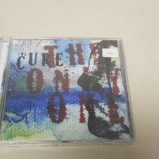 CD de Música: JJ10- THE CURE THE ONLY ONE CD 2 TRACKS NUEVO PRECINTADO LIQUIDACION!!. Lote 180098301